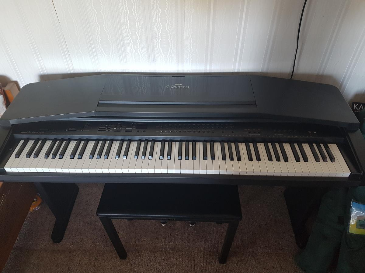 yamaha clavinova piano   neighbourly mangere auckland